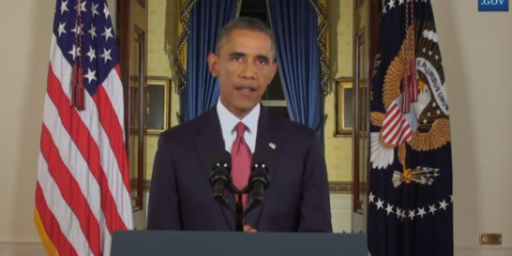 Obama's ISIL Speech - First Reaction