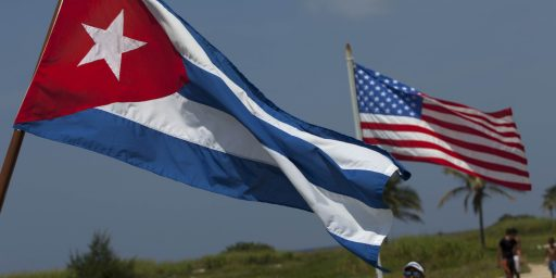 Most Cuban-Americans Support Obama's Opening To Cuba