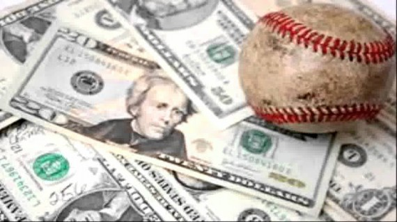 Baseball And Cash