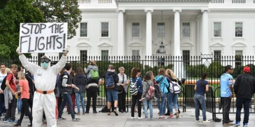 Political Pressure Grows For An Ebola Travel Ban, But The Argument For One Remains Weak