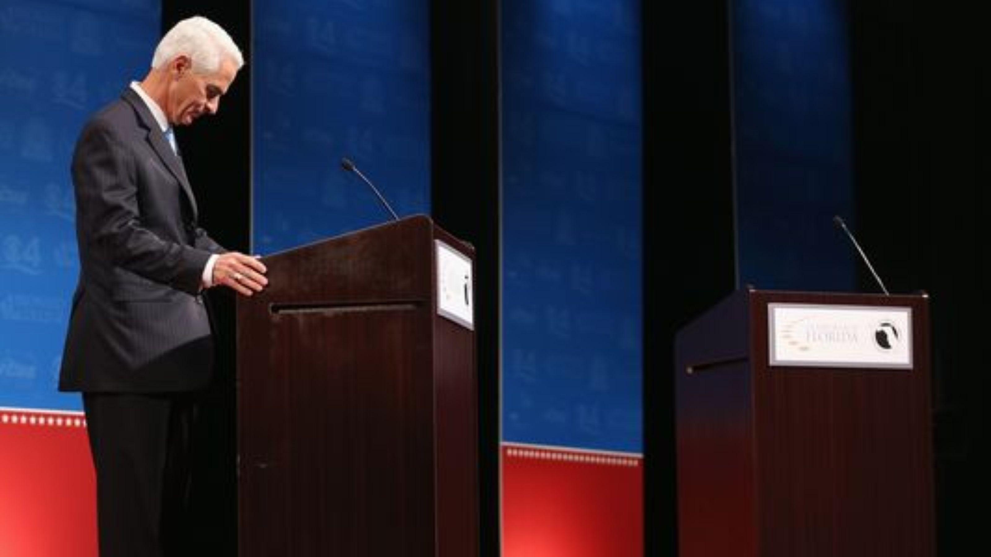 Florida Governors Debate