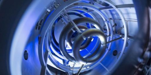 Lockheed Martin Says It Made A Breakthrough On Nuclear Fusion