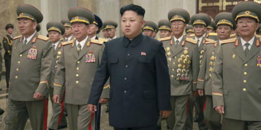 Kim Jong Un's Absence Due To Foot Surgery, Report Claims