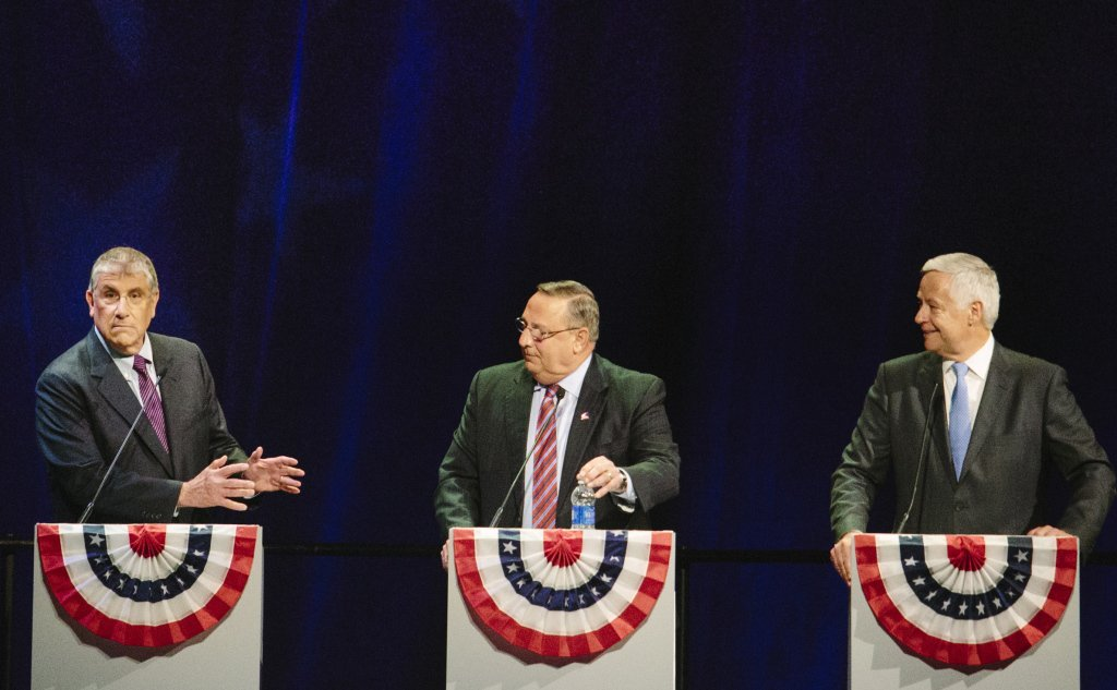 Maine Governor's Debate