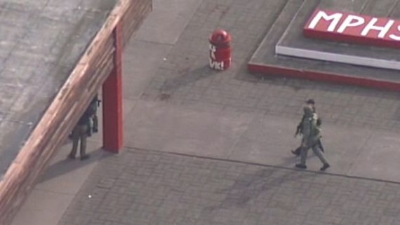 Two Dead, Three Injured In Shooting At Seattle Area High School