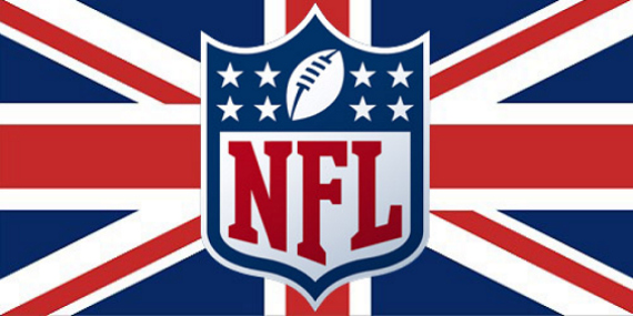 NFL British Flag