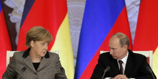 Merkel Lashes Out Against Russia In Post G-20 Remarks
