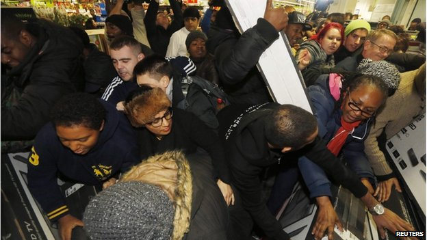 Black Friday Britain