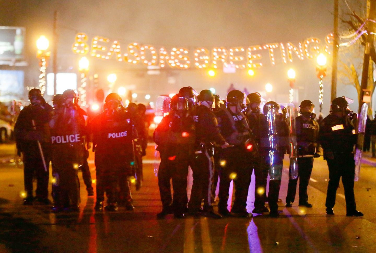 Ferguson Protests 112414 2