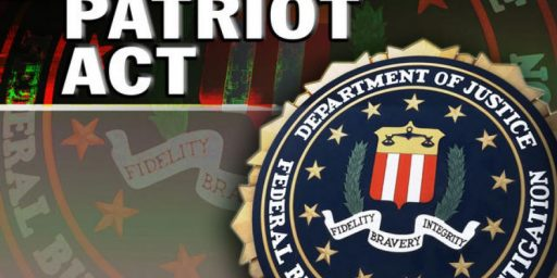 With Hours Left, The Fate Of The PATRIOT Act Remains Uncertain