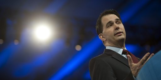 Scott Walker Says He'd Nuke The Iran Deal Even If Our Allies Objected
