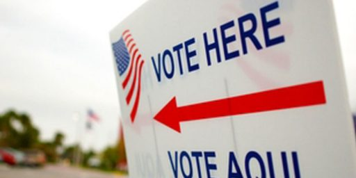 Primary Turnout does not Predict November Outcomes