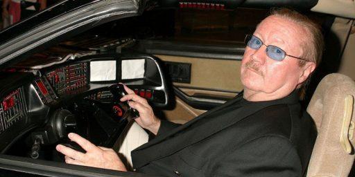 Glen A. Larson, Creator Of <em>Battlestar Galactica,</em> <em>Magnum P.I.,</em>, <em>Knight Rider</em> Dies At 77