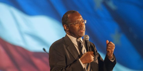 Dr. Ben Carson Speaks At Launch Of New Media Online Network In Scottsdale, Arizona