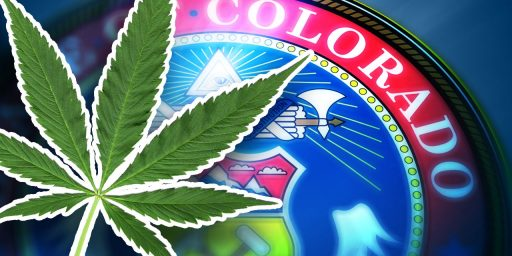 Oklahoma And Nebraska Sue Colorado Over Marijuana Legalization