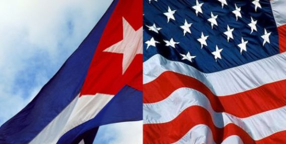 Cuban American Flags