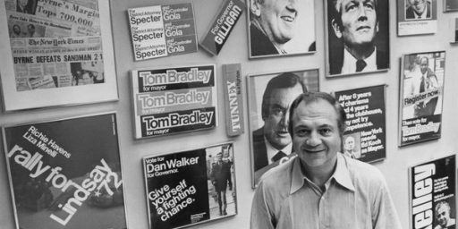 David Garth, Pioneer Political And Campaign Consultant, Dies At 84