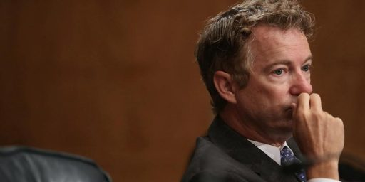 Rand Paul The GOP Front Runner? Not Likely