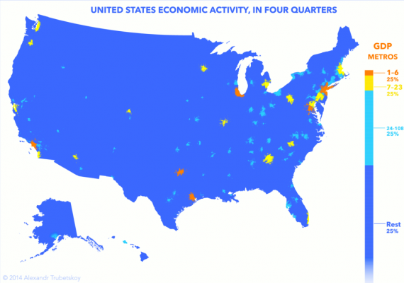 US Economic Activity Map - Us economic activity map