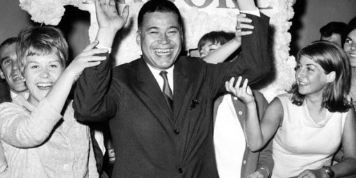 Edward Brooke, First African-American Elected To Senate, Dies At 95