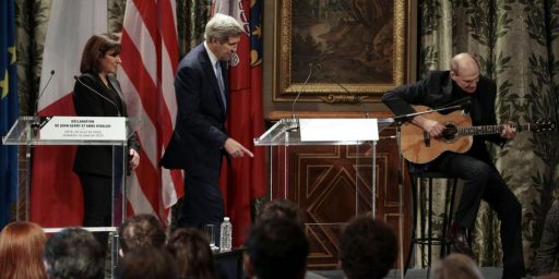 John Kerry Outsources American Foreign Policy To James Taylor