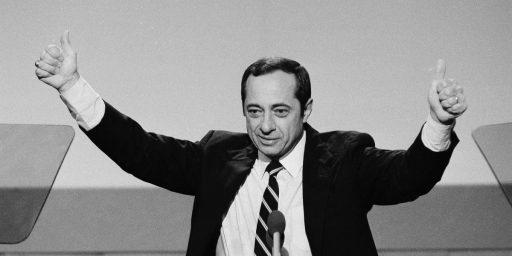 Former New York Governor Mario Cuomo Dies At 82