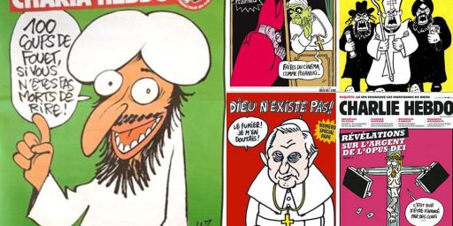 Catholic League President Blames Charlie Hebdo Publisher for Own Death