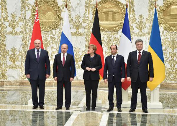 Minsk Leaders Photo
