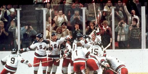35 Years Ago Today: The Miracle On Ice