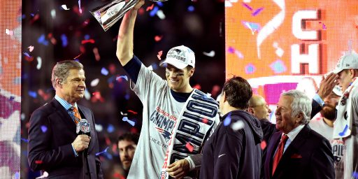 Super Bowl Sets Another Television Viewership Record