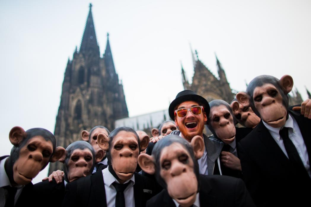 Carnival in Cologne