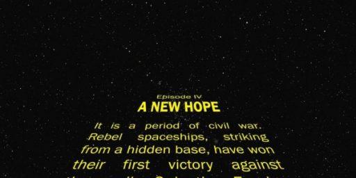 The Original 'Star Wars' Film