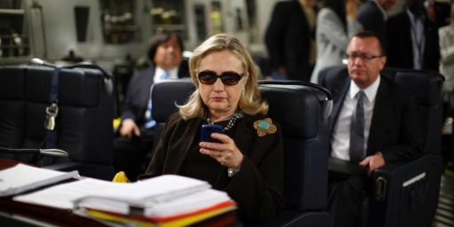 Release Of Inspector General's Report Indicates Hillary's Email Woes Likely To Continue