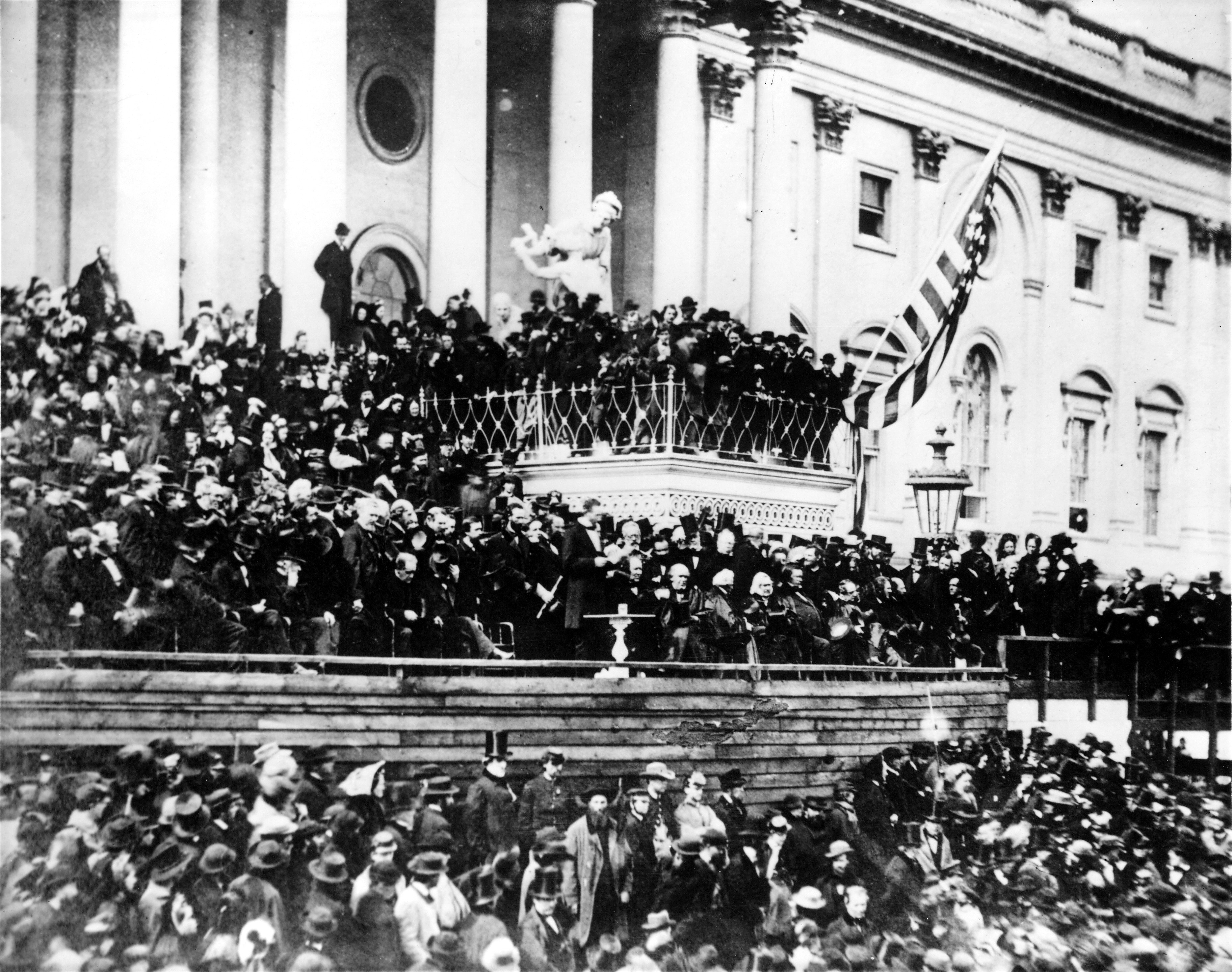 Lincoln Second Inaugural Address