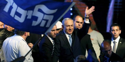 Benjamin Netanyahu Appears To Secure Victory In Israeli Elections