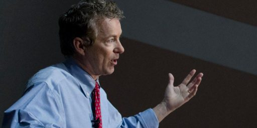 Rand Paul Tries To Explain Why He Signed The Cotton Letter To Iran, And Fails