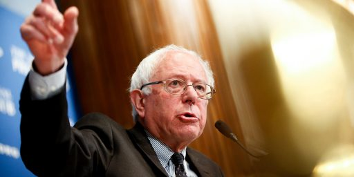 Bernie Sanders Continues To Wage War Against The Party He Claims To Support
