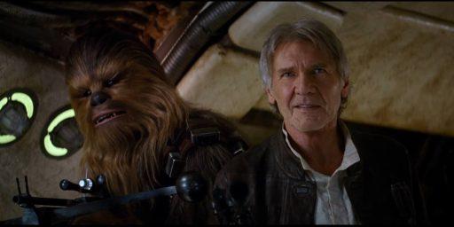 Disney's Net Worth Increased By $2 Billion After Release Of New <em>Star Wars</em> Trailer