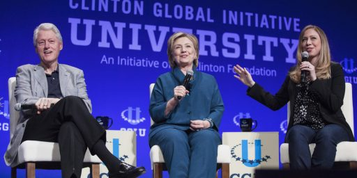 Revelations About The Clinton Foundation Continue To Dog The Clinton Campaign