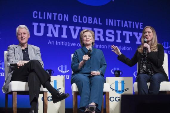 Hillary Bill Chelsea Clinton