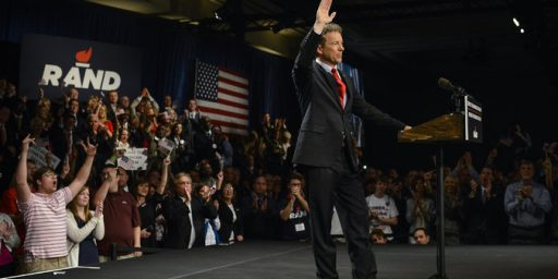 Rand Paul's Campaign Seems To Be Fizzling