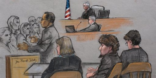 Dzhokhar Tsarnaev Sentenced To Death In Boston Marathon Bombing Trial