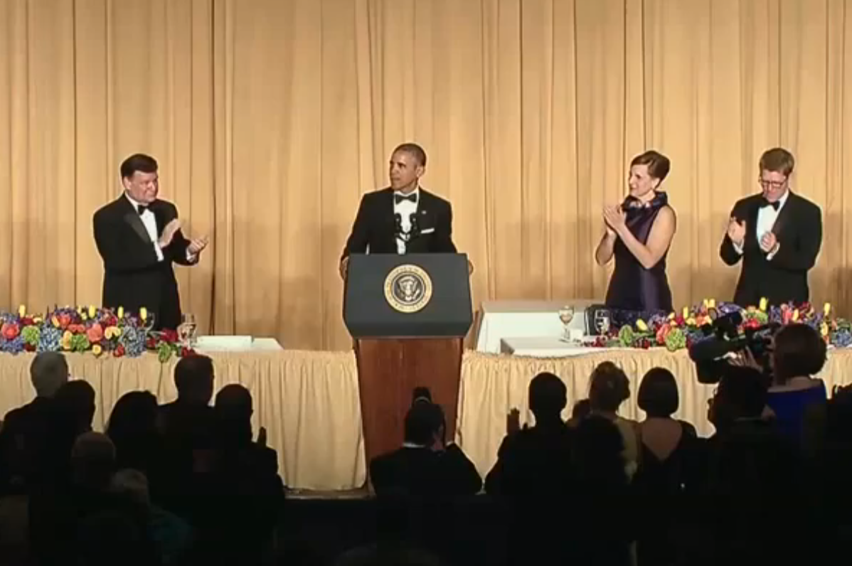 White House Correspondents Dinner