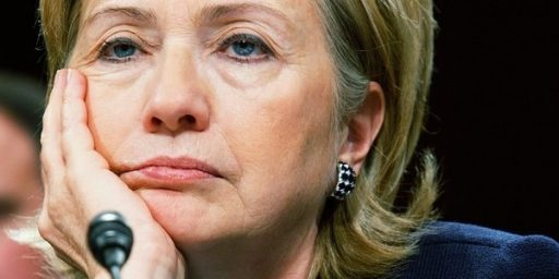 Hillary Clinton's Server and Sensitive Compartmented Information