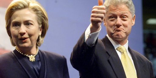 Clinton Foundation Donors Got Access to Secretary of State Clinton