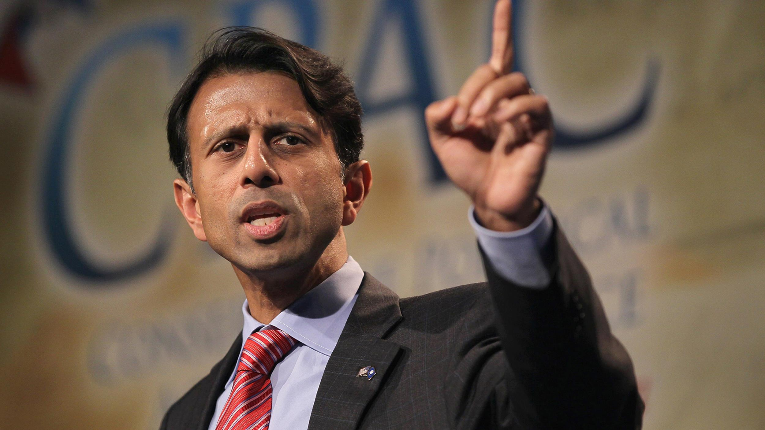 Bobby Jindal Speaking