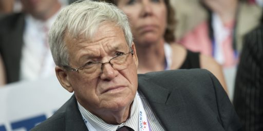 Dennis Hastert's Portrait Removed From House Of Representatives