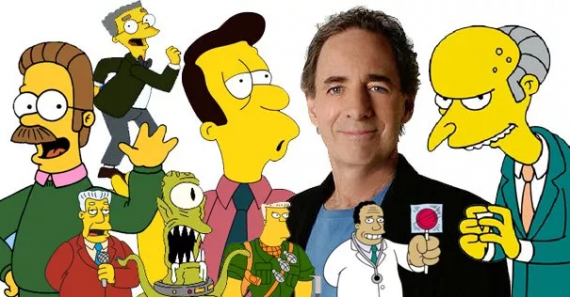 The Voice Of Mr. Burns And Ned Flanders Is Leaving The ...  Harry Shearer Simpsons