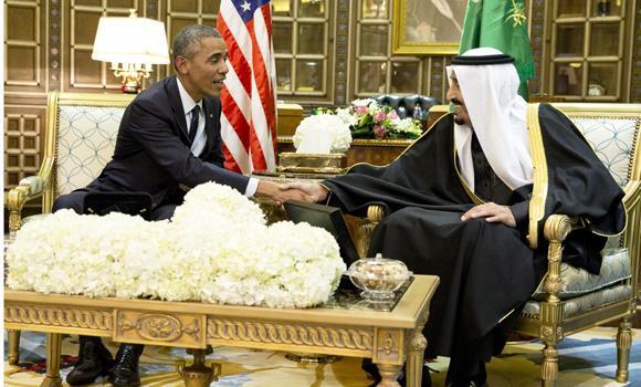 Obama King Salman