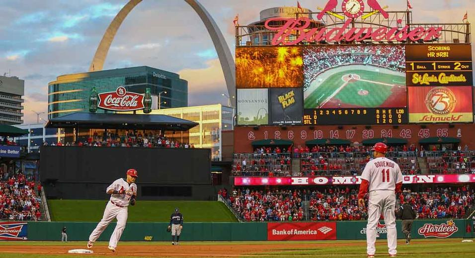 Milwaukee Brewers v St. Louis Cardinals